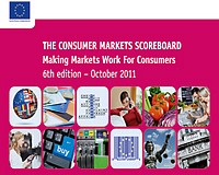 EU consumers rate poorly financial services & fuel markets