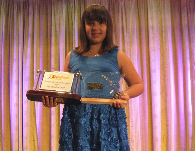 Xaghra's Diana Formosa wins 1st place at Malta Festival