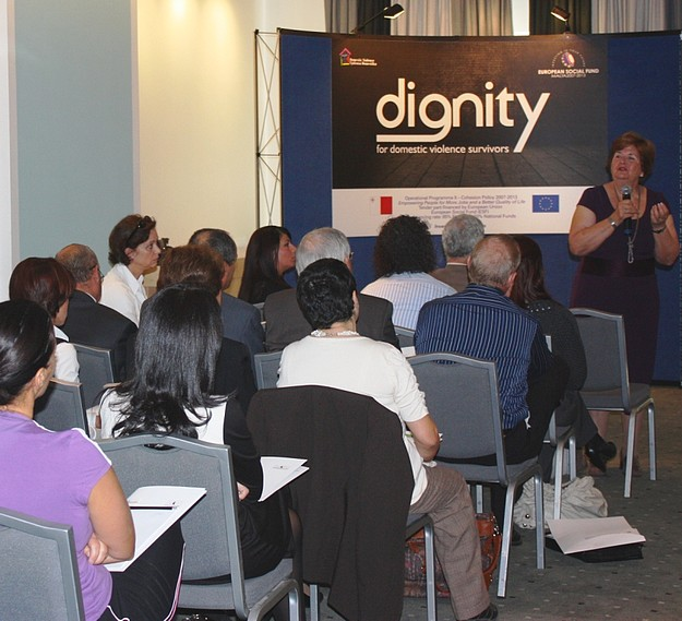 Employers united in the fight against domestic violence