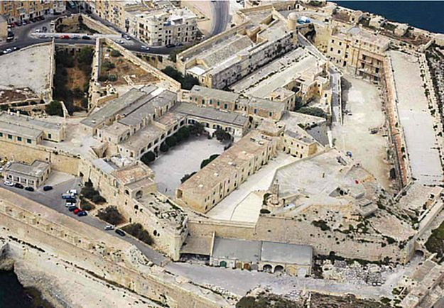 Tours of Fort St Elmo organised by Heritage Malta & MTA