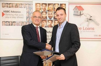 HSBC sponsors the Advance Malta Property & Homes Expo