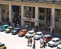 Exhibition of the Malta Mini Owners Club held in Xaghra