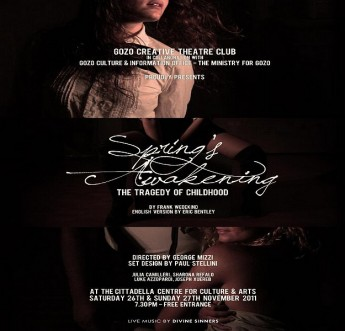 'Spring's Awakening' by the Gozo Creative Theatre Club