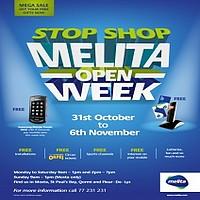 Stop Shop Melita week long mega sale runs until this Sunday