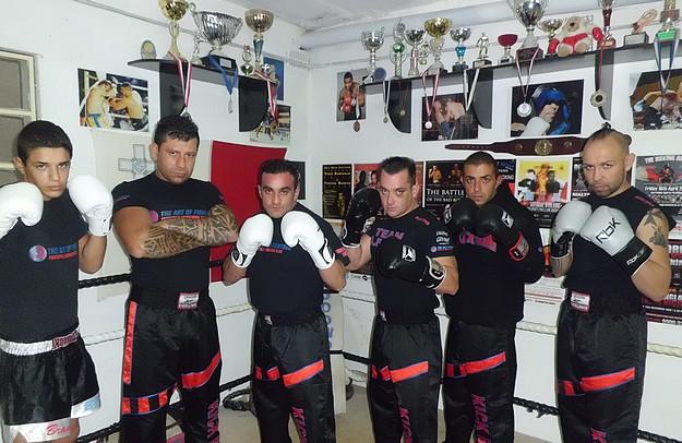 Maltese team to compete in Trapani Kickboxing Tournament