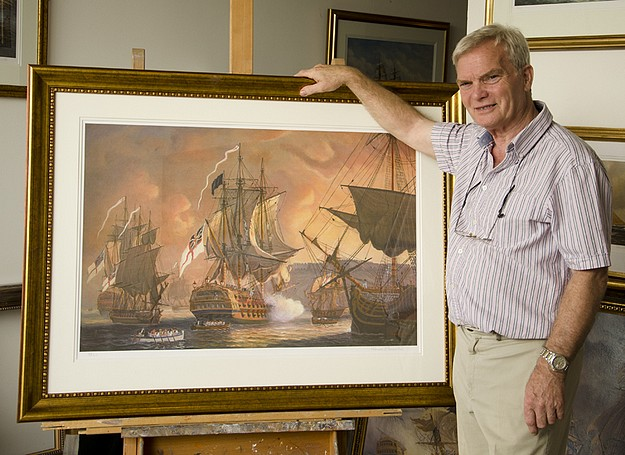 History at Sea - An exhibition at the Malta Maritime Museum