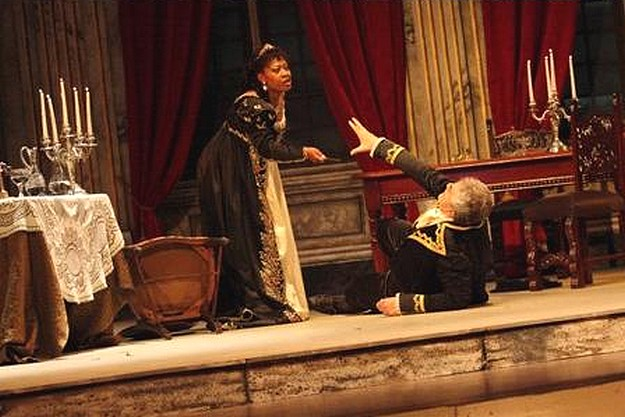 """E lucevan le stelle…"" and the stars shone at Tosca"