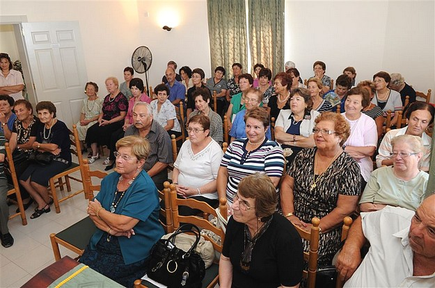 Mass held for the inauguration of the new U3E year in Gozo