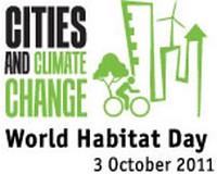 United Nations World Habitat Day 2011 celebrated today
