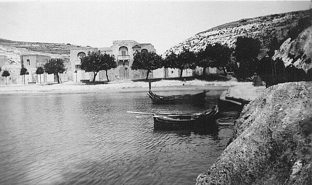 Charming memories of Xlendi in the 1930's - Readers Letter