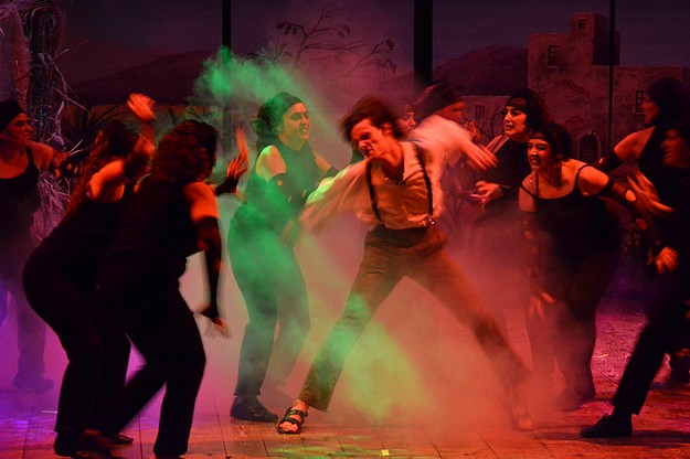 Opening night of 'PATRI PIJU' in Gozo a resounding success