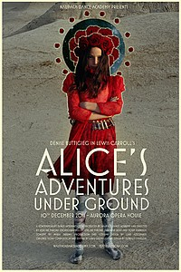 Alice's Adventures Underground by Naupaca Dance Factory