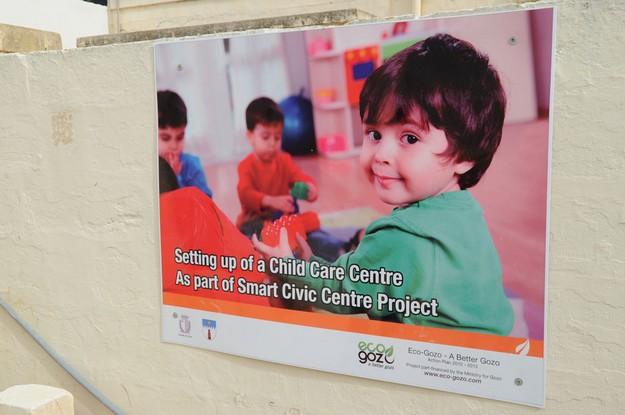 Gharb Local Council to establish a new Child Care Centre