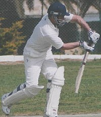 Marsa C.C. played Melita Betfair C.C in the Winter League