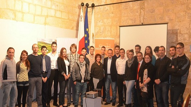 Over 200 Gozitan youths took part in 'Youth Gozo Weekend'