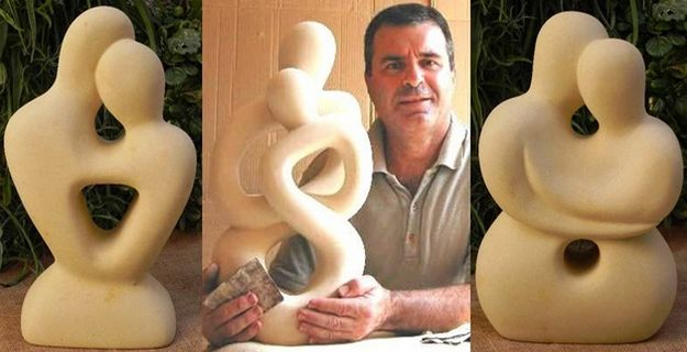 Sculptures by Gozitan Joe Xuereb in London charity auction