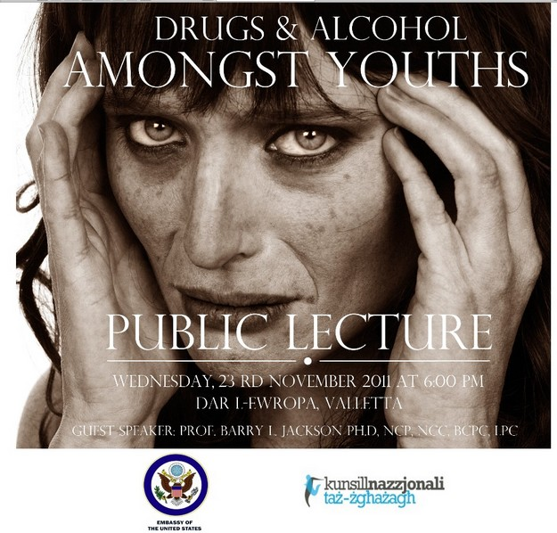 Public Lecture on Drugs and Alcohol amongst Youths