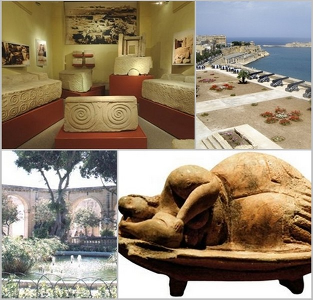 Guided cultural tours in Malta in aid of l-Istrina 2011
