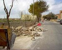 Major roadworks get underway in Triq San Lawrenz