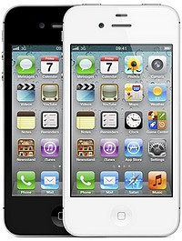 Amazing iPhone 4S for Vodafone Facebook winner