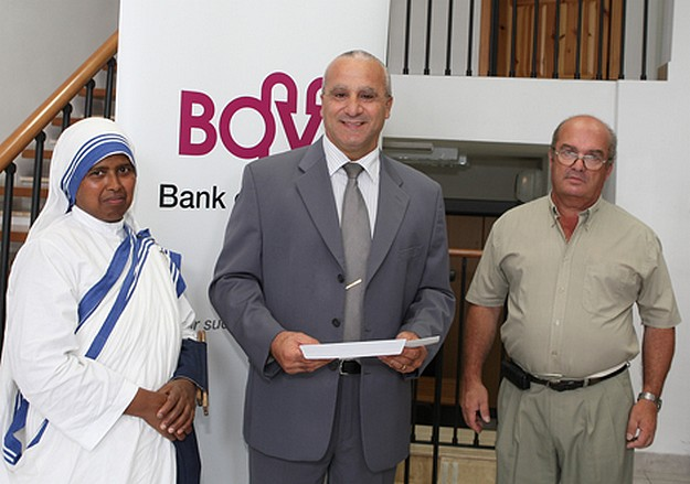 BOV donates 'World War Z' funds to Charitable Institutions