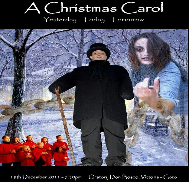 A Christmas Carol Yesterday-Today-Tomorrow at Don Bosco