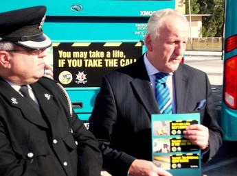Arriva launches Road Safety Campaign for December