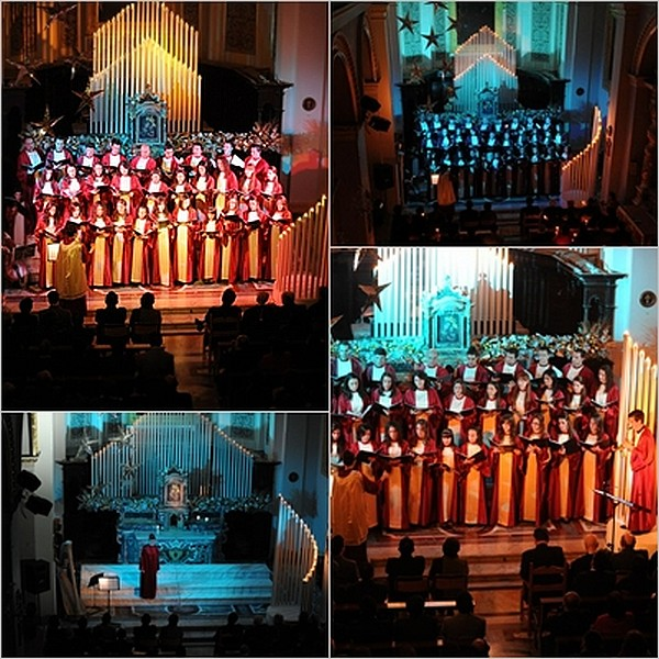 'Candles by Candlelight' with Schola Cantorum Jubilate