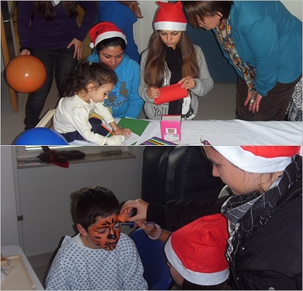 Children's Commissioner visits children at Mater Dei Hospital