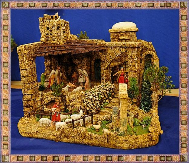 Annual crib exhibition by Ghaqda Hbieb tal-Presepju in Gozo