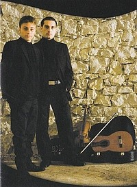 Italian Duo to perform at Our Lady of Victory in Valletta
