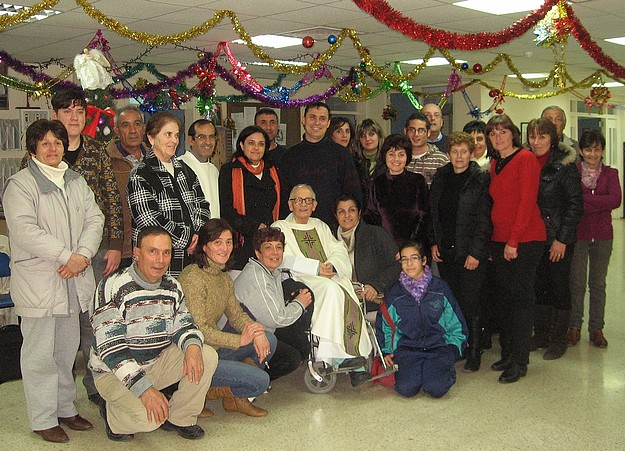 Fr Ignatius Micallef MSSP celebrates 60 years as a priest