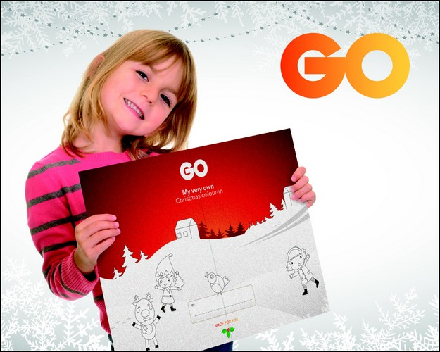 GO introduces its new range of Christmas 2011 offers