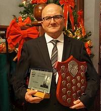 Joe Rapa awarded the 17th edition of 'Gieh Ghajnsielem'