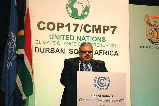 Minister Pullicino at Durban Kyoto Protocol conference