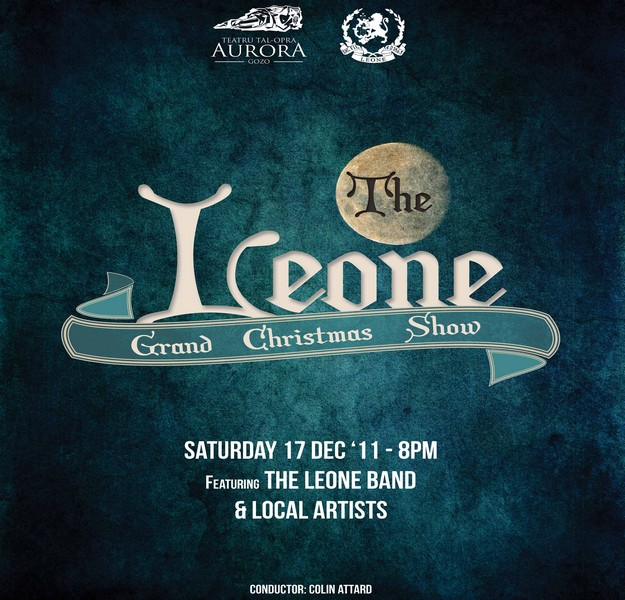 The Leone Grand Christmas Show takes place next Saturday