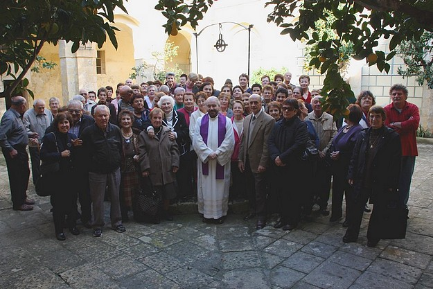 Advent retreat held for the Padre Pio Prayer Groups in Gozo