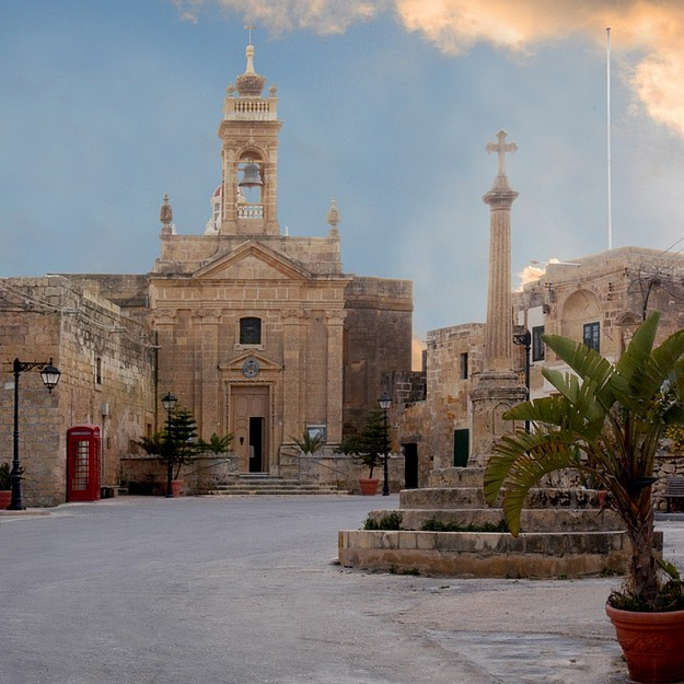 Santa Lucija in Gozo celebrates the Feast of St Lucy