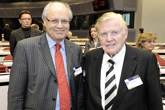 Labour MEP Prof Scicluna to lead S & D group on eurobonds