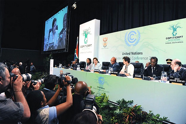 UN Climate summit in Durban ends with last minute deal