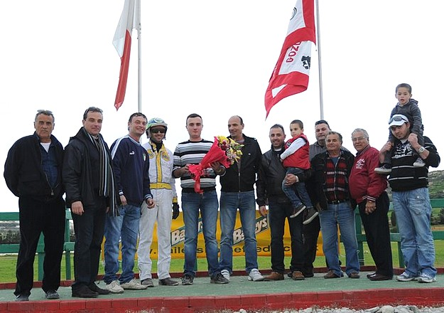 Baileys Feeds Cup Final at Ta' Xhajma Horse Racing track