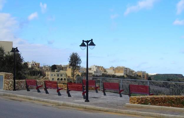 Xaghra belvedere at Ta' Ghajn Damma to be inaugurated