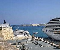 13 cruise liners visited Malta in Q1 of 2013, down by 3.3%