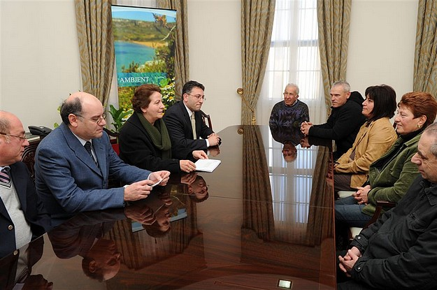 Aid for restoration of wind powered water pumps in Gozo