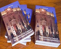 Book on 'The Gozo Civic Council' by Mgr Dr Joseph Bezzina