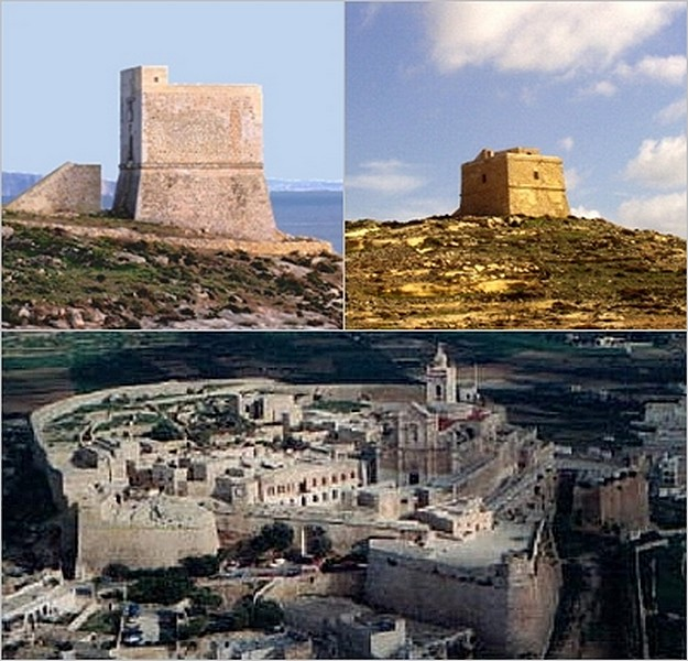 In Defence of the Cross -  Heritage Trail taking place in Gozo