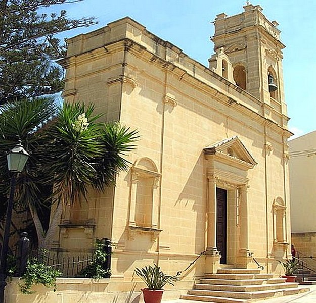 The traditional feast of Saint Anthony the Abbot in Xaghra