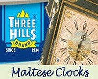 Good response to the Three Hills Maltese Clocks lottery