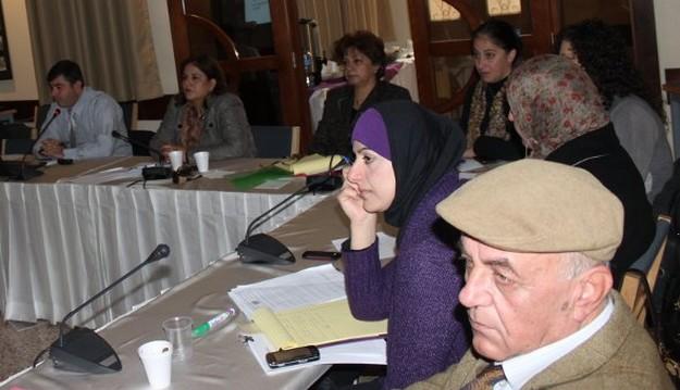 Malta sponsors a Cultural Heritage workshop in Bethlehem