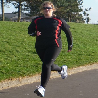 A charity multimarathon challenge in memory of relatives